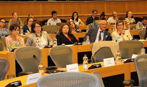 ALECA: Solidar Tunisia at the European Parliament to defend the national interest